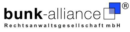 Hein Gericke Schutzschirmverfahren/Preliminary Insolvency