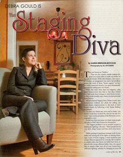 Staging Diva Explains How Introverts Tap into Creativity