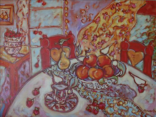 Katrina Howarth-Table for Two