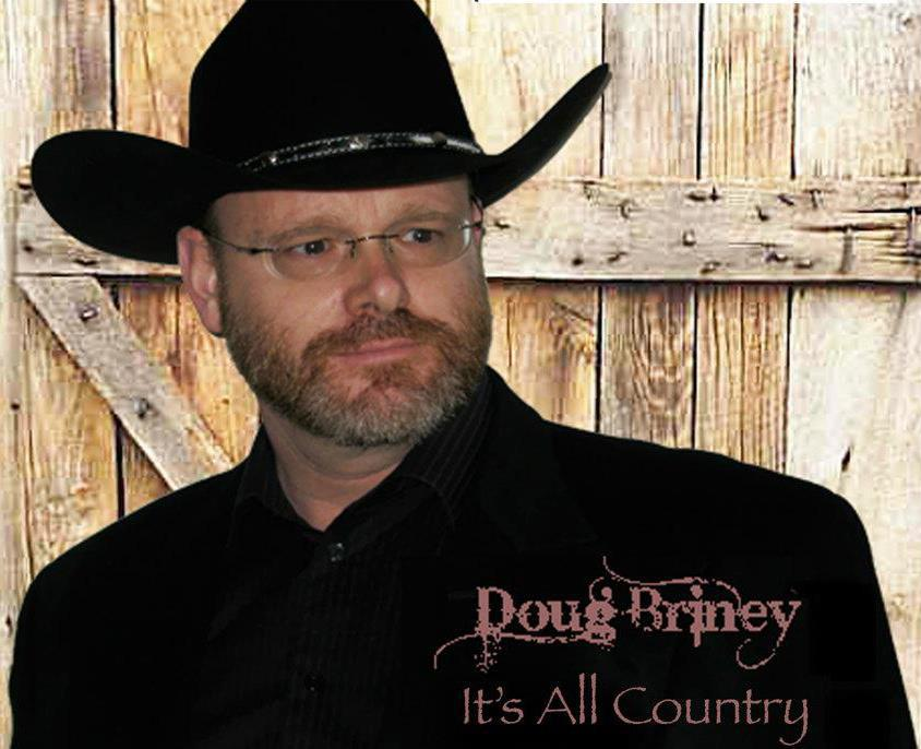 """Doug Briney's album is """"It's All Country"""""""