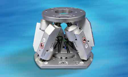 Newport Introduces 6-Axis-Parallel Kinematic Positioning