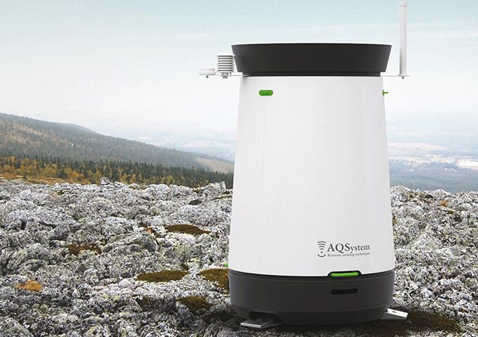 SoDAR AQ510 Wind Finder / AQ System