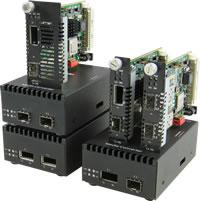 10 Gigabit Ethernet Media Converters