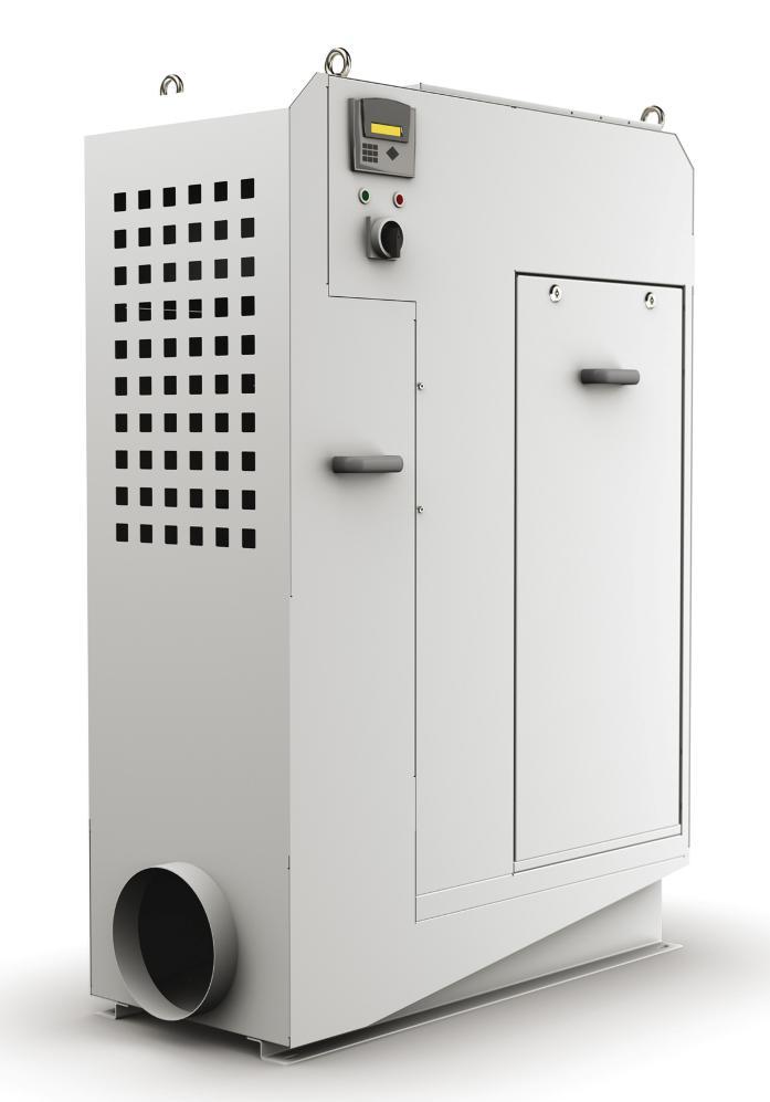 LTA Air Filter Type AC 6002-CIP