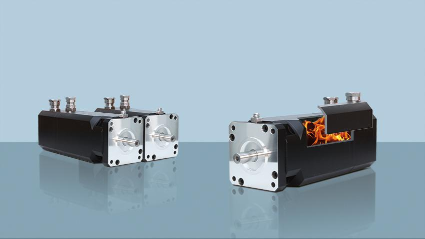 ATEX servo motors, ECOSPEED