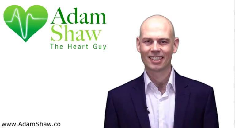 Adam Shaw, The Heart Guy