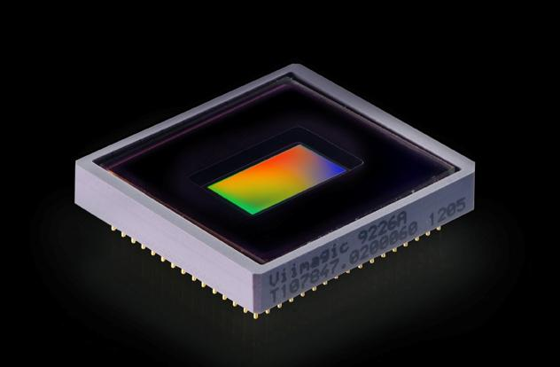 viimagic 9226 CMOS HD-TV image sensor Global Shutter