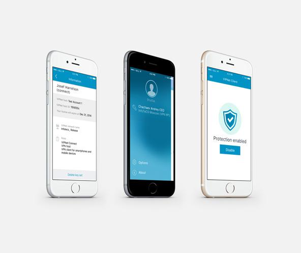 Infotecs has launched a technical release of ViPNet Client for iOS, security app that protects Apple mobile devices