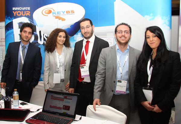 KeyBS Has a Successful Show at Middle East Banking Innovation