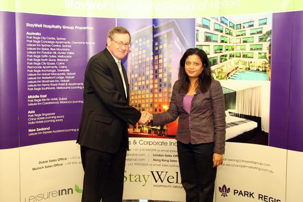 Park Regis Kris Kin Hotel Dubai Extends Support to Emirates