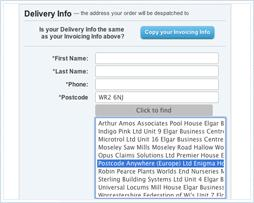 ESE Direct improves conversion rates after installing address validation from Postcode Anywhere