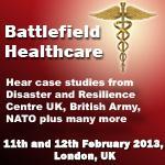 Battlefield Healthcare, 11-12 February 2013, London, UK