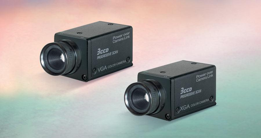 Toshiba Imaging Announces New IK-TF Series – High Resolution,