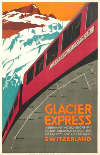 "International Poster Gallery Presents ""Winter"