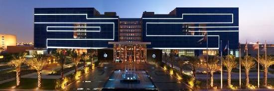 Fairmont Bab Al Bahr, Abu Dhabi, UAE