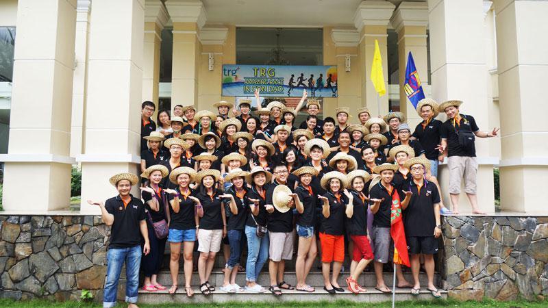 TRG International at Con Dao island