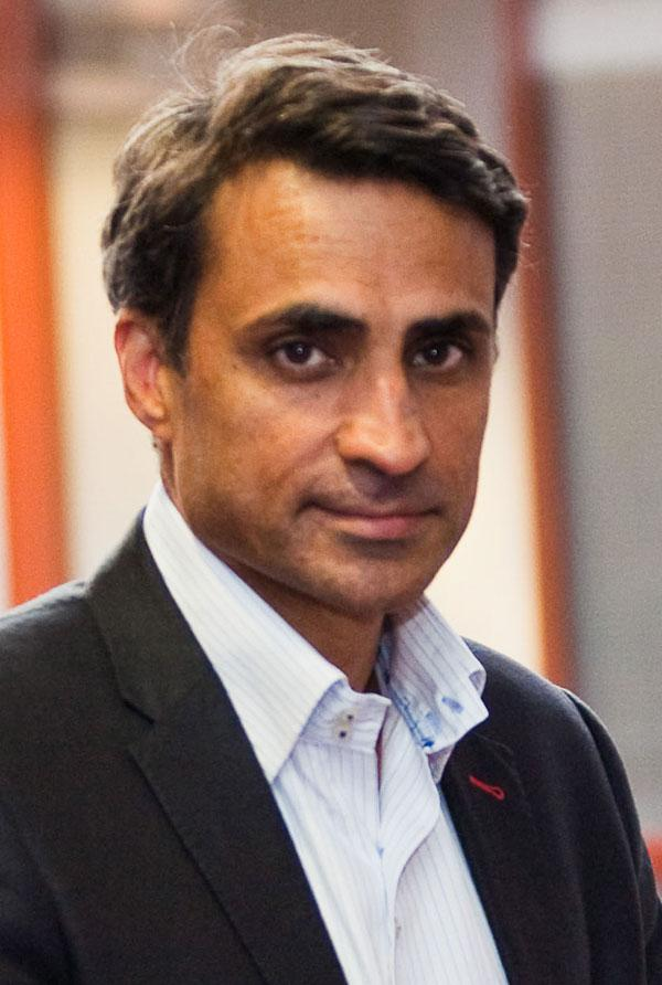 Farouk Hemraj, CEO and Co-Founder at DISTREE Events