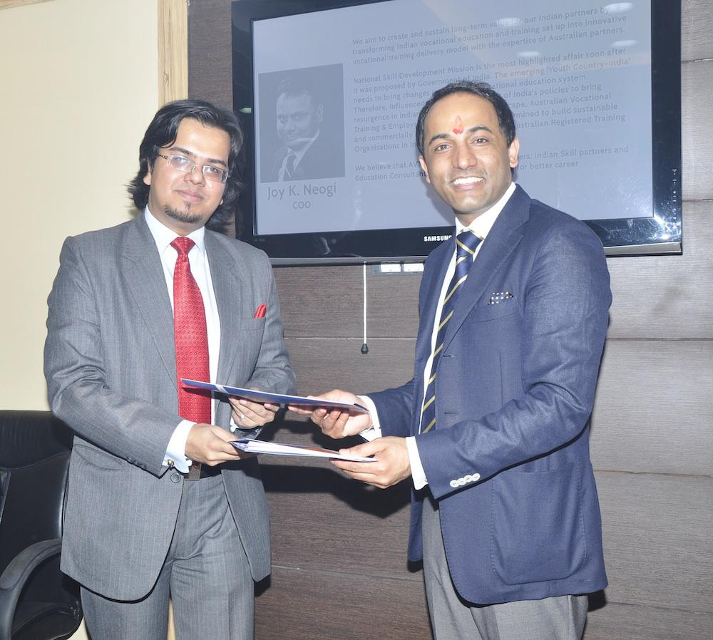 ATHENA SCHOOL OF MANAGEMENT TIES UP WITH AVTEG TO DELIVER