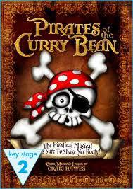 Musicline's popular school musical, Pirates of the Curry Bean, is featured in the BBC programme, the Pearson Teaching Awards.