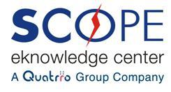 Scope's ConSCIse platform wins Appreciation Award at 'CSI