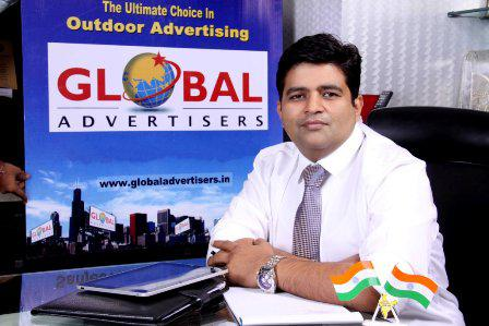 Sanjeev Gupta, Managing Director, Global Advertisers