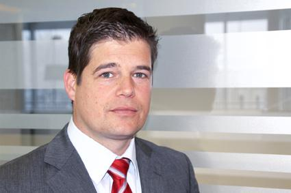 Simon Festini is a new field sales staff in the region of North Germany.