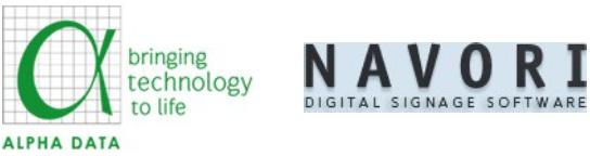Digital Signage Industry News- Navori QL Digital Signage