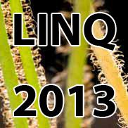 LINQ 2013 welcomes all paper and project submissions!