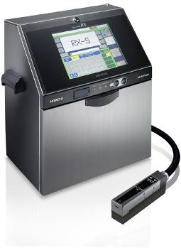 The exceptionally maintenance-friendly inkjet print system RX-Series
