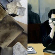 Collage - Edeltrude Arleitner, Herwig Maria Stark