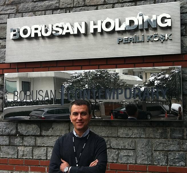 Yasar Sarcan, Information Security Unit Manager at Borusan Holding