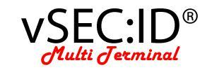 vSEC:ID Multi Terminal