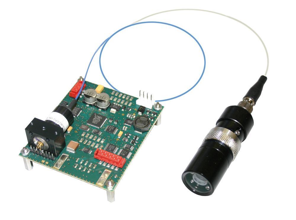 ZFSM - fibre-coupled laser, Z-LASER