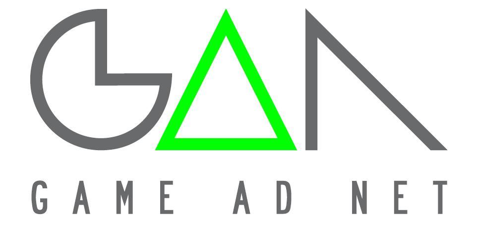 GAN Game Ad Net Logo