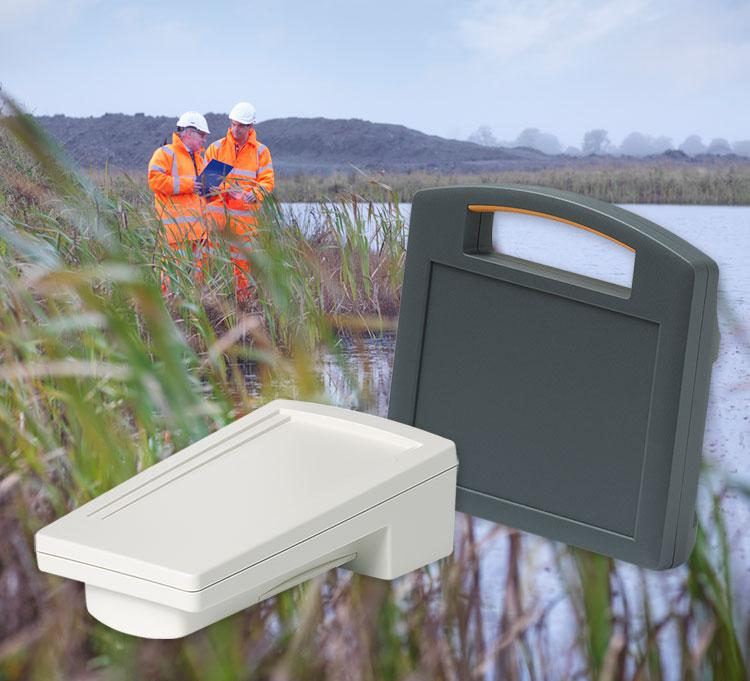 Robust enclosures for outdoor applications