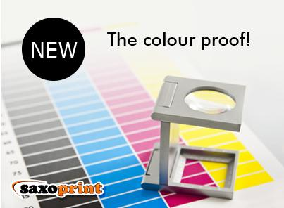 Saxoprint launches Colour Proof