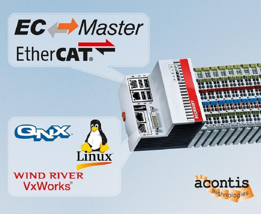 EC-Master on CX5020