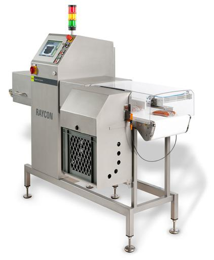 S+S X-ray technology sets the standard for contaminant