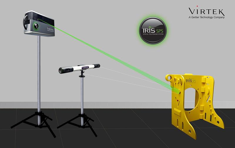 The Iris Spatial Positioning System