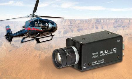 Toshiba Imaging High-Def Cameras Selected for On-Board Imaging