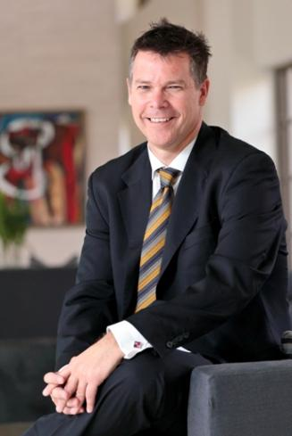Peter Menadue, Dimension Data's General Manager for Microsoft Solutions