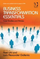 Business Transformation Essentials: Case Studies and Articles