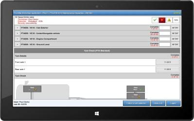 Truckfile enhanced with Telematics and Sage Integration