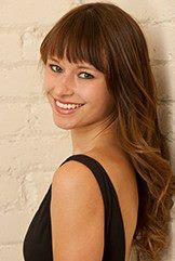"""Katie Martin, from the CW's ballet reality show """"Breaking Pointe"""""""