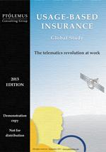 Usage-based Insurance Global Study 2013 previewed