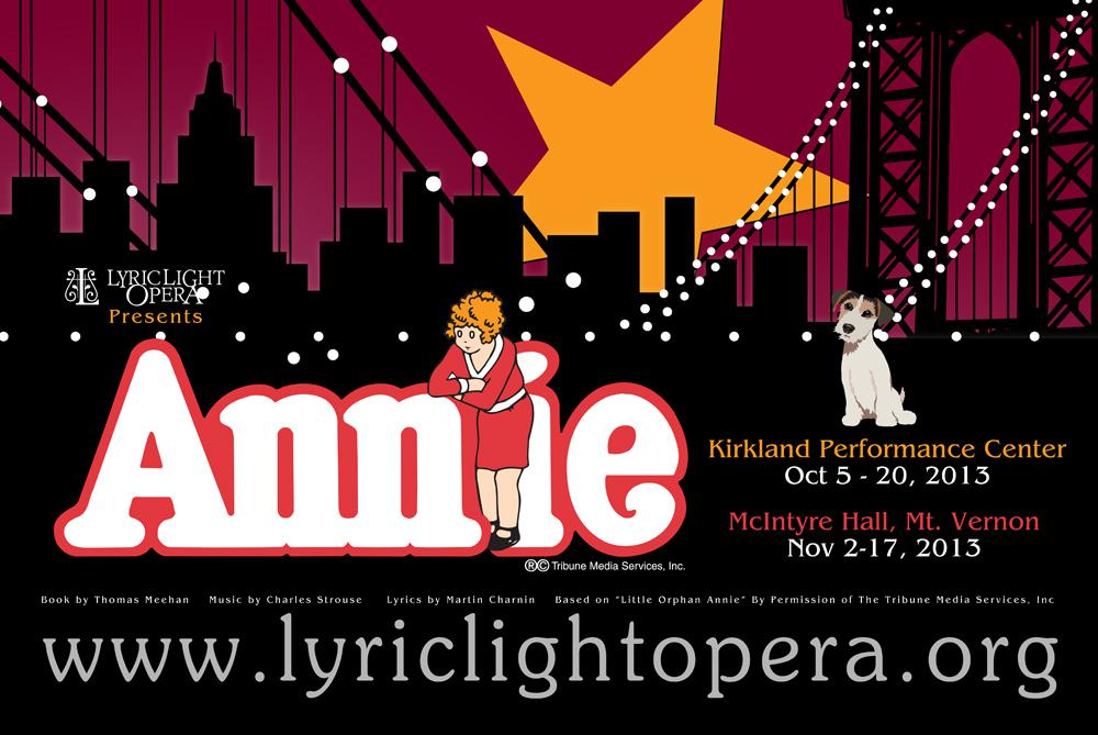 Lyric Light Opera Presents ANNIE