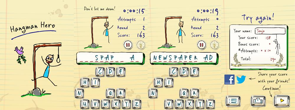 Hangman Hero for Android