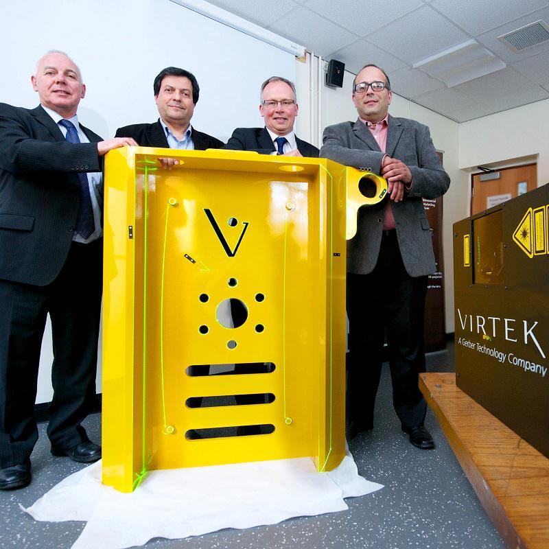 Virtek Vision Announces MOU with University of Central
