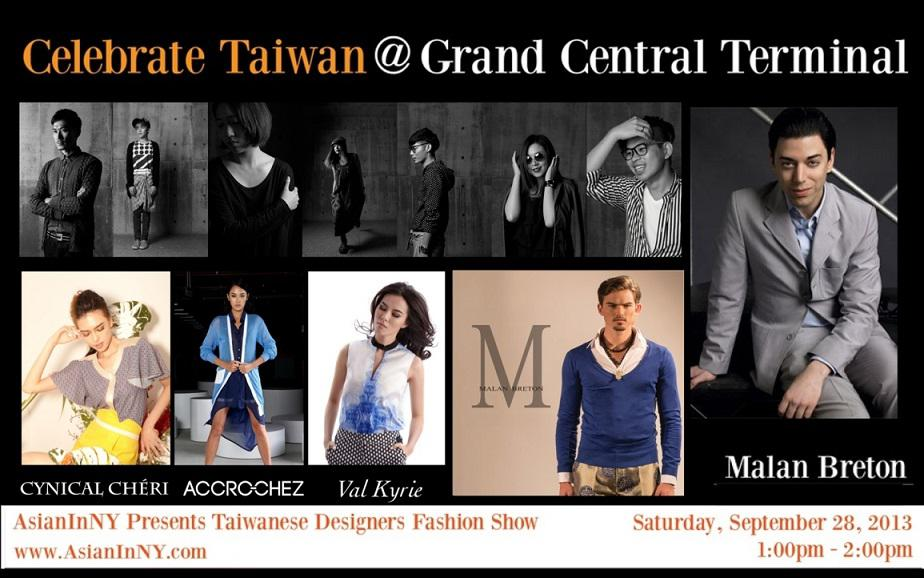AsianInNY Presents Taiwanese Designers Fashion Show