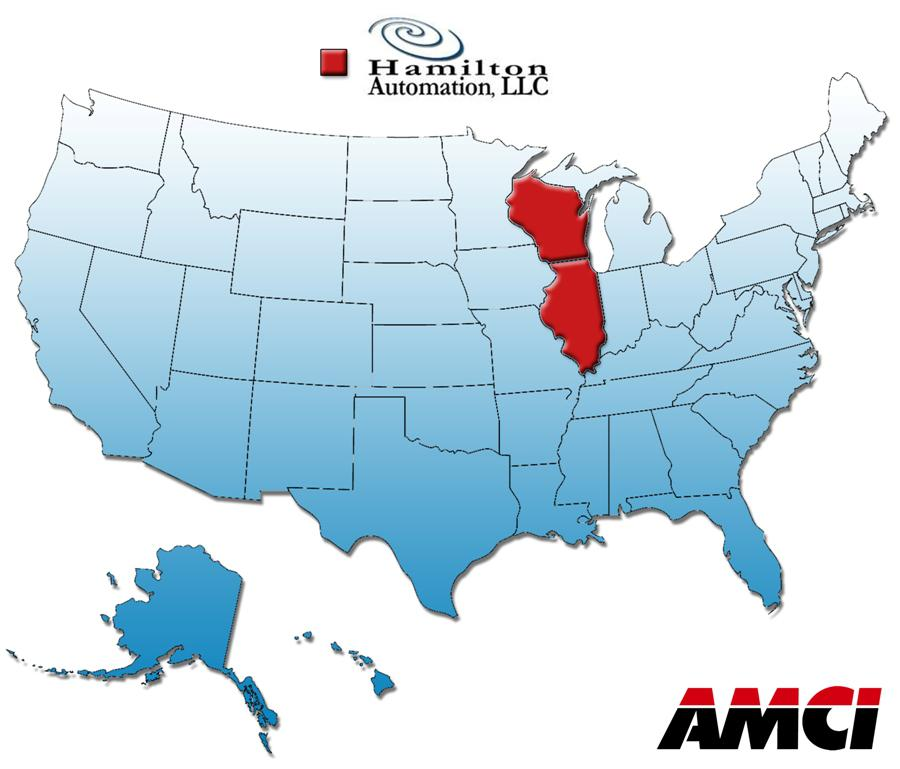 AMCI Adds Reps in IL & WI